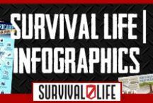 Survival Life | Infographics / by Survival Life