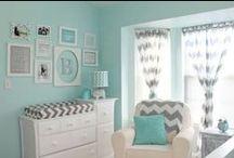 Nursery + Bedroom