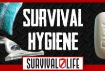 Survival Hygiene / by Survival Life