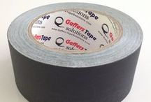 Gaffers Tape Solutions / Purchase this remarkable tape from Amazon.com http://www.amazon.com/Gaffers-Tape-Solutions-Professional-Waterproof/dp/B00Y23YYTY/