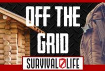 Off The Grid / by Survival Life