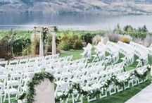 [ Weddings at Painted Rock ] / since opening in September 2013, Painted Rock Estate Winery has been honoured to host a number of exceptionally beautiful weddings