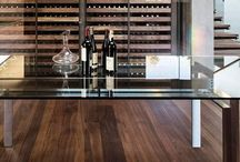 [ Wine Cellar Dreams ] / a bottle of Red Icon would fit perfectly in any of these jaw-dropping cellars