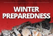 Winter Preparedness / Outdoor survival, gears, tools and weapons to use when SHTF . Emergency kits with tips and ideas on how to survive during winter and power outage by Survival Life