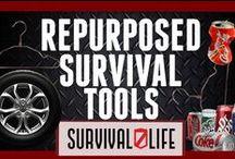 Repurposed Survival Tools
