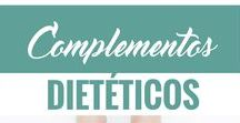 Productos dietéticos / Este tablón incluye todos nuestros productos dietéticos disponibles en la web: www.lavimeson.com
