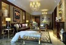 Luxury homes, Interiors, Exteriors / by ❀HEATHER❀MAY❀ LEWINSON❀