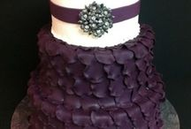 My obsession .........Cakes cakes and more cakes! / by Lisa Weber-Boyd