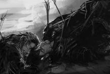 Hot Dwarves and Hobbitses =)