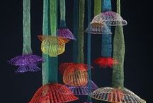 Contemporary Lace Artists / Internet sites displaying the work of contemporary lace artists.