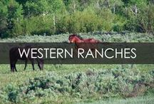 Western Ranches / Stewardship, Investment, Lifestyle: Representing Legacy Ranchland of the Mountain West.
