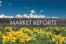 Market Reports / These reports, prepared by Jackson Hole Real Estate Associates, presents an overview of trends in the Jackson Hole region real estate market. Jackson Hole Real Estate Associates exclusively owns and maintains the valley's oldest and most comprehensive market database.
