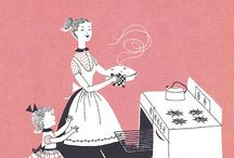 Baking / by Miss Maudie Atkinson