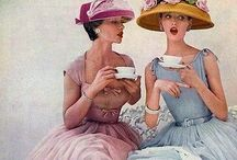 Tea Time / by Miss Maudie Atkinson