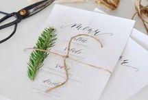 Print Design / Stationery