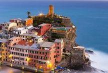 il giro di costa Italia...