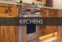 Kitchens / Kitchens that inspire us
