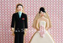 COOKIES Wedding / by Julie McDuff