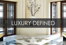 Luxury Defined / Discover the latest in luxury lifestyle and real estate trends | Blog by Christie's International Real Estate