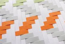 Tkaní | papír