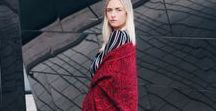 LOOK & STYLE | Ladies / Unsere Leidenschaft für Schals und neue Trends teile wir hier mit euch. We share our passion for scarves and new trends with you. #fraas #musthave #poncho #cape #scarf #schal #square #tuch #madeingermany