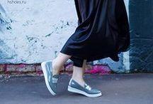 """Стильная обувь ручной работы HIGH SHOES / Стильная женская обувь из натуральной кожи ручной работы  """"HIGH SHOES"""""""