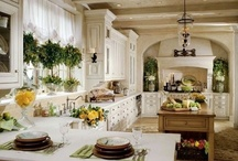 kitchens and dining rooms and all it's stuff / beautiful kitchens and dining rooms and kitchen ideas and kitchen things that catch my attention.....rooms and colors and things and ideas and stuff / by Rhonda Horton Foster Jarratt
