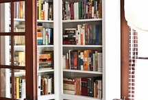 books and desks and offices and storage / books and the places they go,desks and offices and great storage / by Rhonda Horton Foster Jarratt
