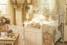 bedrooms and sweet dreams / bedrooms and beds and bedding and pillows etc / by Rhonda Horton Foster Jarratt