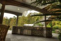 Outdoor Kitchens / Outdoor Kitchens in Michigan