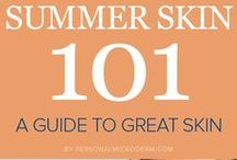 Beauty 101 / cool beauty tips to try out! / by Harper Oelfke