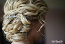Signature Hair by KADT / Bridal updos and styles for brides, mother of the bride, bridesmaids or anyone wanting a beautiful hairstyle for any event.