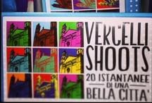 VERCELLI by Terre Riflesse / Mettin un blogger a Vercelli