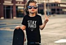 K I D S in F A S H I O N / Fashion trends for kids
