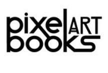 Produtos da Familia Pixel Art Books / Logos dos produtos produzidos pela editora Pixel Art Books