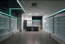 Tsoumanis Pharmacy Design / Design & Construction of Innovative solutions