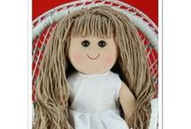 Dress-A-Doll / Our first range of dolls for you to dress in your own style.