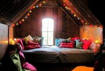 Home sweet home / Interiors, retro-beauty, decorations, amazing rooms,  / by Greet 3de