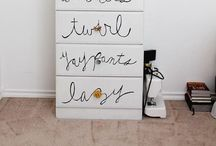 Do It Yourself DIY / Wardrobe Clean Organization