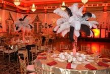 Corporate Events Room & Table Decor / Event Decor