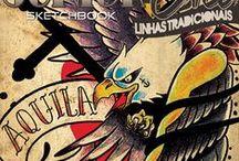 Sketchbooks Pixel Art Books / Album com todos os sketchbooks produzidos pela Pixel Art Books www.pixelartbooks.com