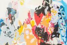 Juanito Conte / Fine artist, painter. Represented by RE:ARTISTE.