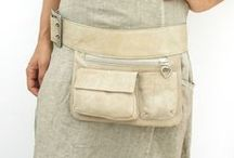 Handmade Leather Bags and other materials / Handmade leather bags