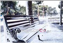 Χιονισμένα Τοπία στα Μέγαρα (Φεβρ. 2015) / Χιονισμένα Τοπία στα Μέγαρα (Φεβρουάριος 2015) Όλες οι φωτογραφίες είναι από Καβελάρη