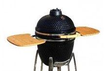 Kamado-grillit