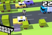 crossi road imagenes / Wooooooooow