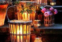Kaarsen / verlichting