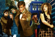 Doctor Who? / by Katrina Cooper