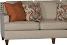 Mayo Fabric Sofas / Made in the USA
