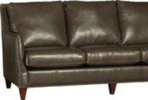 Mayo Leather Sofas / Made in the USA